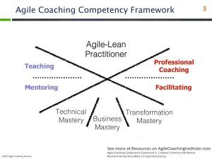 Lyssa Adkins coaching model